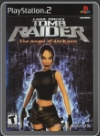 PS2 - TOMB RAIDER: ANGEL OSCURIDAD