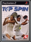PS2 - TOP SPIN