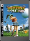 PS3 - EVERYBODYS GOLF: WORLD TOUR