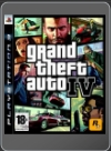 PS3 - GRAND THEFT AUTO IV