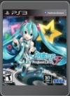 PS3 - HATSUNE MIKU: PROJECT DIVA F