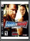 PS3 - WWE SMACKDOWN! VS. RAW 2009