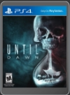 until_dawn - PS4