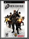 PSP - METAL GEAR SOLID PORTABLE OPS