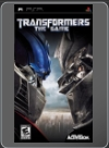 PSP - TRANSFORMERS: THE GAME