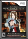 cate_west_the_vanishing_files - WII