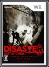 WII - DISASTER: DAY OF CRISIS