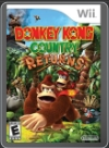 WII - Donkey Kong Country Returns