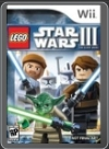WII - LEGO STAR WARS III: THE CLONE WARS