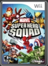 WII - MARVEL SUPER HERO SQUAD