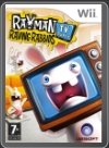WII - RAYMAN RAVING RABBIDS: TV PARTY