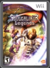 WII - SOUL CALIBUR LEGENDS