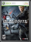 XBOX360 - BLACKSITE: AREA 51