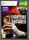XBOX360 - FIGHTERS UNCAGED (KINECT)