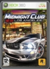 XBOX360 - MIDNIGHT CLUB: LOS ANGELES