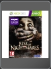 XBOX360 - RISE OF NIGHTMARES (KINECT)