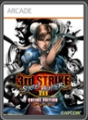XBOX360 - Street Fighter III: Online Edition