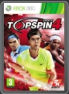 XBOX360 - TOP SPIN 4