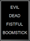 PS2 - EVIL DEAD: FISTFUL BOOMSTICK
