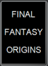 PSX - FINAL FANTASY ORIGINS